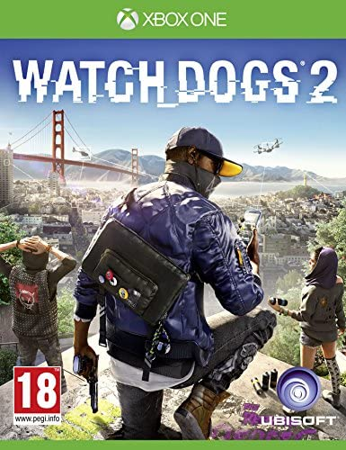 Watch Dogs 2 Xbox One product image