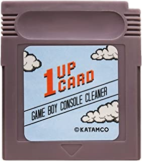 Video Game Console Cleaner Compatible With GameBoy by 1UPCard