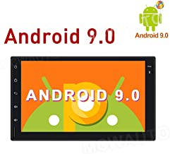 MCWAUTO Double DIN 2 DIN Android 9.0 Universal Radio Car Media Player 7 Inch Auto GPS Navigation with 4G WiFi Bluetooth Radio Rear Camera