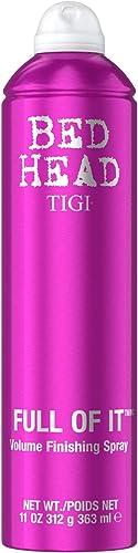 TIGI Bh Row Full Of It Volume Hairspray 284g Ml, 371 Millilitro