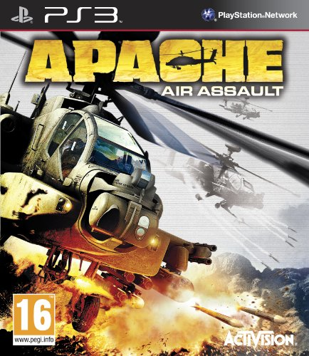 Apache Air Assault (Sony PS3) [Import UK]