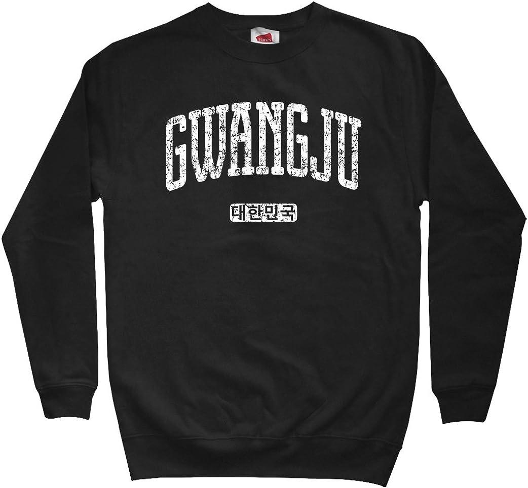 Smash 引き出物 Transit Men's Korea Sweatshirt Gwangju NEW ARRIVAL