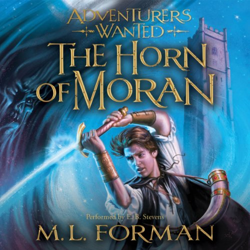 The Horn of Moran  By  cover art