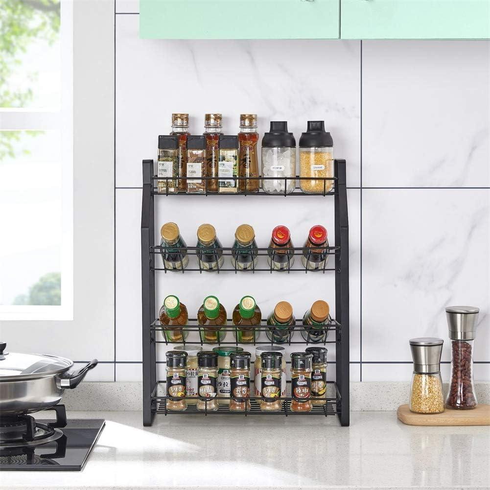 4-Tier online shop Spice Racks Organizer for Top Portland Mall Counter Se Kitchen