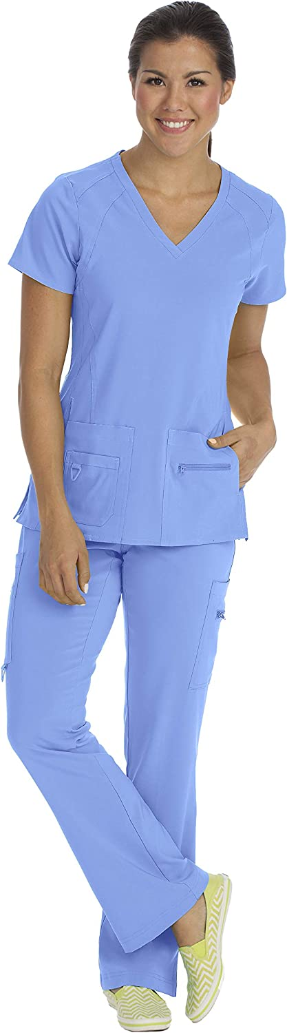 Super beauty product restock quality top Med Couture Activate 5 ☆ very popular Women's Medical Scrub Bundle- Set Uniforms