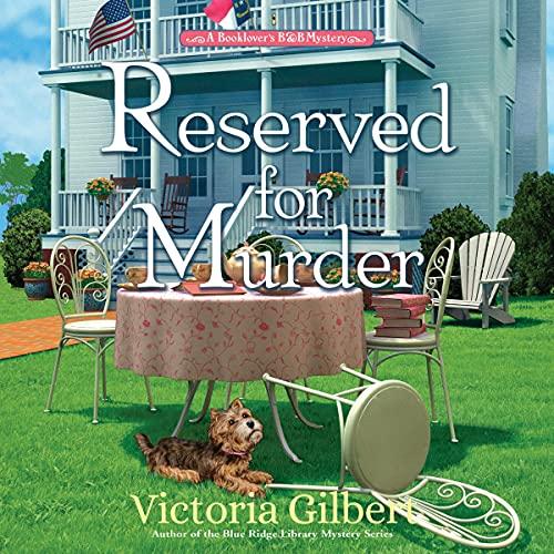Reserved for Murder cover art