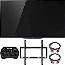 Sony XBR-65A9G 65-inch Master BRAVIA OLED 4K HDR Ultra TV (2019) Bundle with Deco Mount Flat Wall Mount Kit, Deco Gear Wir...