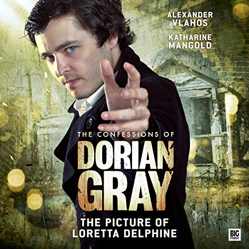 Couverture de The Confessions of Dorian Gray - The Picture of Loretta Delphine
