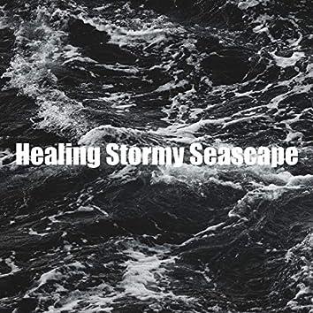 Healing Stormy Seascape