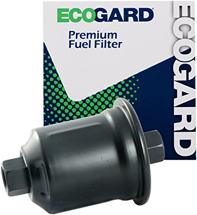 ecogard xf55417 engine fuel filter - premium replacement fits toyota tundra