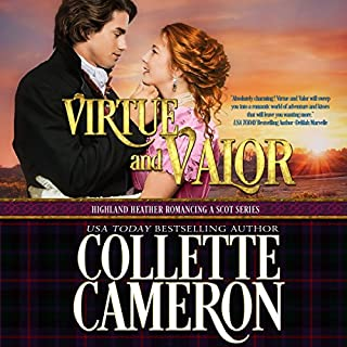 Virtue and Valor audiobook cover art