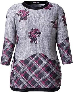 Women's T Shirt,Women's Plus Size Round Neck T Shirt Women's Printing Shirt Casual And Comfortable Women's Tops