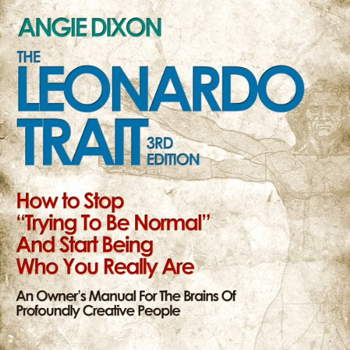 The Leonardo Trait, 3rd Edition audiobook cover art