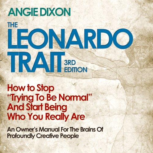 The Leonardo Trait, 3rd Edition cover art