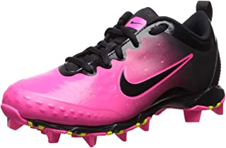 pink softball cleats youth