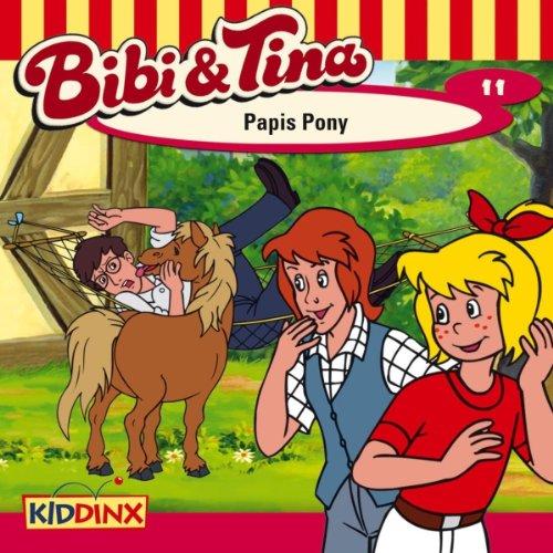 Papis Pony audiobook cover art
