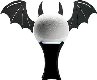Suporte Splin de Mesa para Echo Dot 4ª Geração Amazon modelo EchoBat (BlackBat)