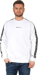 Champion Men's Seasonal American Tape Crewneck Sweatshirt