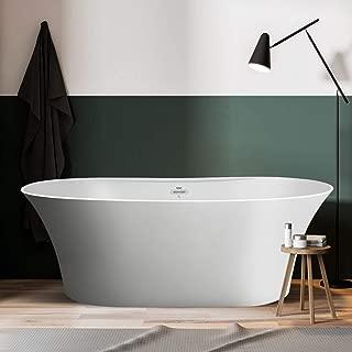 cast stone freestanding bathtub