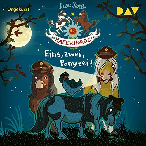 Eins, zwei, Ponyzei! audiobook cover art