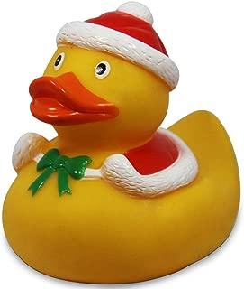 Rubber Duck Santa Claus