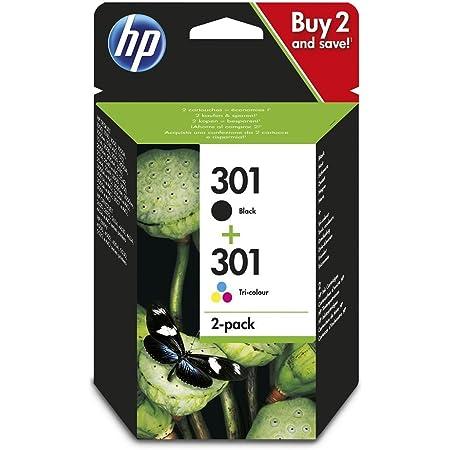Hp N9j72ae Inkjet Cartridge 2pack Black Bürobedarf Schreibwaren