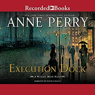 Execution Dock audiobook cover art