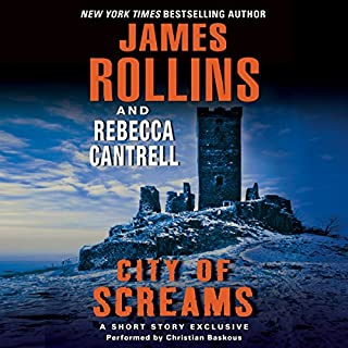 City of Screams audiobook cover art