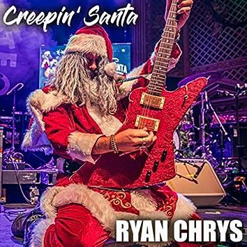 Creepin' Santa