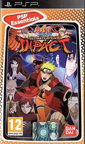 PSP - Naruto Shippuden: Ultimate Ninja Impact (Edizione ESSENTIALS)