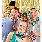 BESTOYARD Photo Booth (80s Theme) - 6
