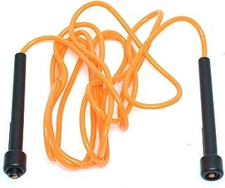 حبل القفز نايلون من ليف اب، برتقالي