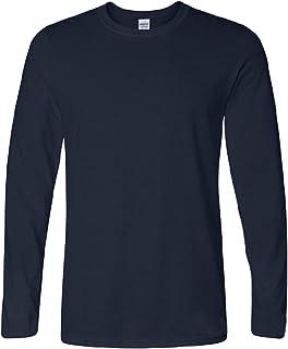 Letuwj Men`s Round Neck Slim Fit T-Shirt