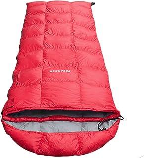 Mochilas Para 2 estaciones de viaje Senderismo Envoltura de camping El saco de dormir se puede coser Ligero Portátil Impermeable Confort Con compresión Saco-Excelente Mochila para acampar al aire libr