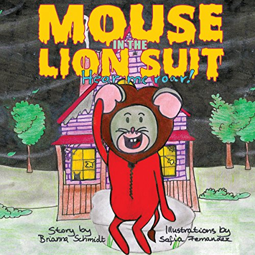 Mouse in the Lion Suit audiobook cover art