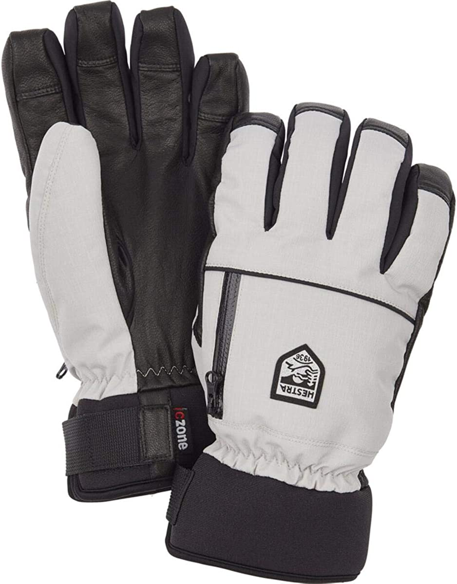 Hestra Czone Pointer Short Glove for Skiing and Snowboarding