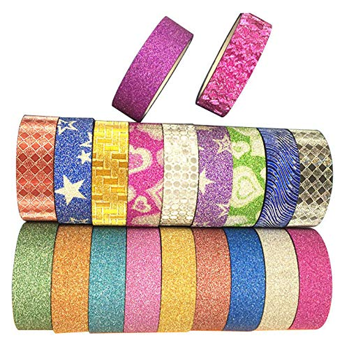 Las Vegas Mall Tape Set of 30 Rolls - All for Cra Arts Favorite Ultra-Cheap Deals and Girls Great