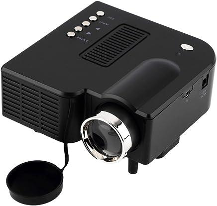 5fad98e59982b9 Unic Uc40 Unic Uc 40 28+ Mini Portable Multimedia Projector Connect With  Hdmi/Vga