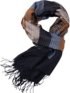 Fashion Winter Scarf for Men Neck Scarf for Fall & Winter