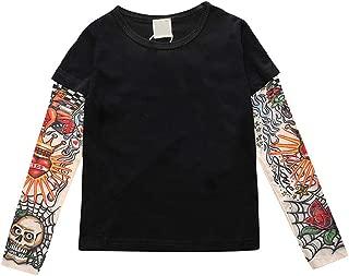 mesh baby t shirt
