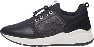 Nero Giardini A909031D Sneakers Donna in Pelle E Camoscio