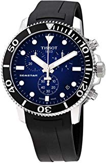 Tissot T120.417.17.041.00 Seastar 1000 Chronograph Men's Watch
