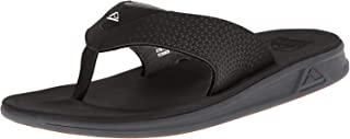 Reef Men's Rover Flip Flop, Black