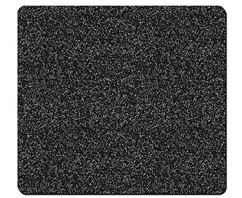 Kesper 36590 - Tagliere Multiuso in Vetro, Motivo: Granito, Dimensioni: 56 x 50 x 1,4 cm