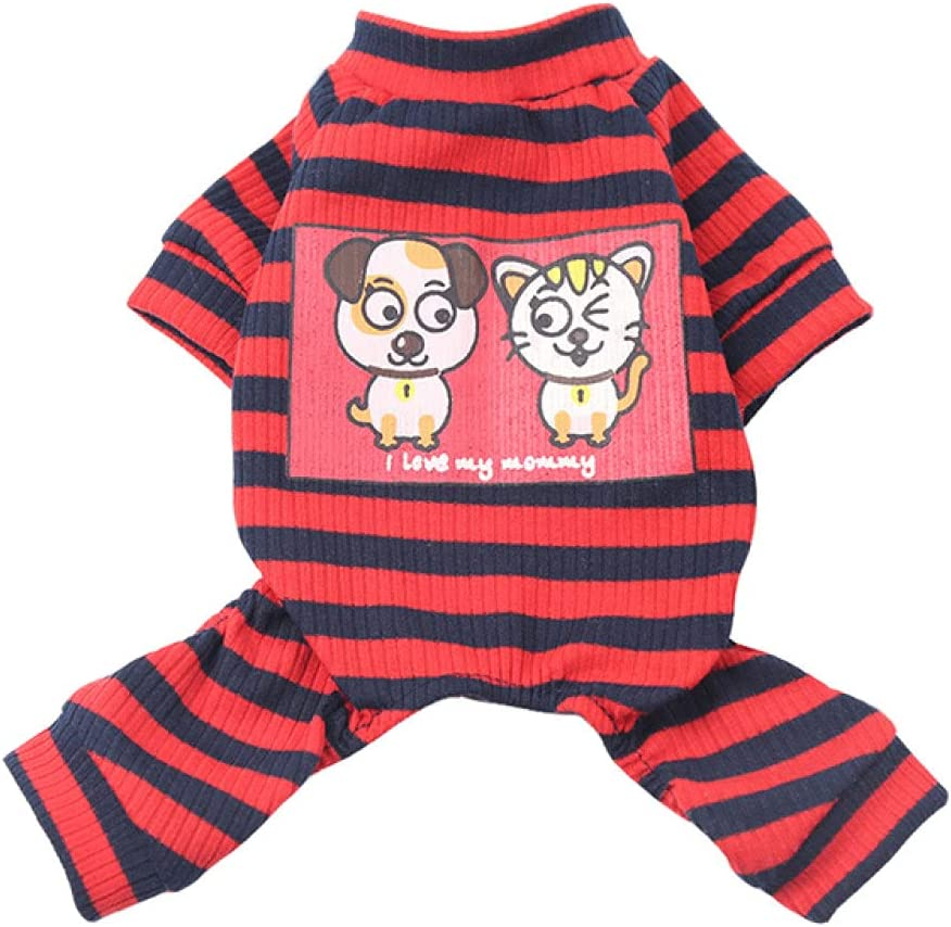 Max 84% OFF HUANSUN Pet Dog Clothes Boston Mall for Dogs Jumpsuits Shirts Winter Pup