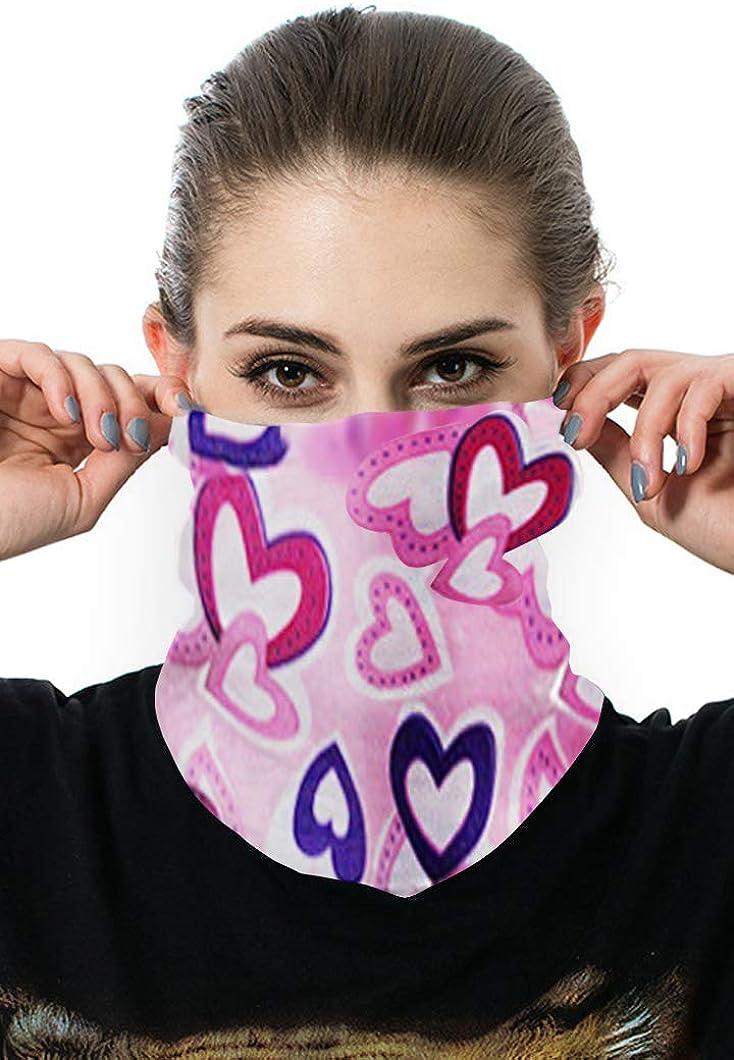 ZHENYUL Unisex Multifunctional Comfy Bandana Casual Face Mask Neck Gaiter Headwear Tube Mask Scarf