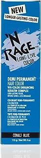 N Rage Demi Permanente Hair Color, Cobalt Blue