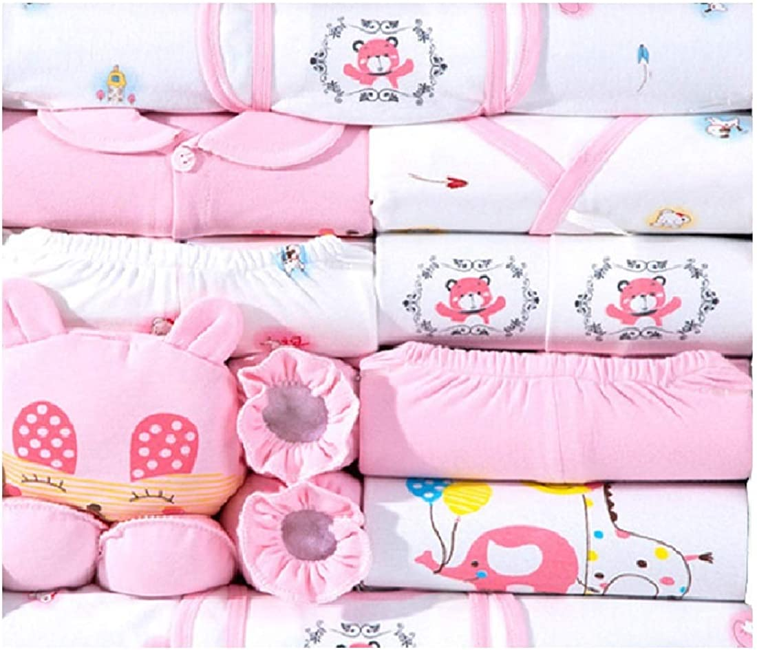 18 Pcs Newborn Baby Store Clothes Max 68% OFF Set Layette Preemie Clothing