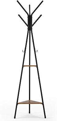 Amazon.com: Home-Like Metal Coat Rack Hat Hanger Holder Hall ...