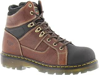 Dr. Martens Work Unisex Ironbridge Tec-Tuff Steel Toe 8-Tie Boot